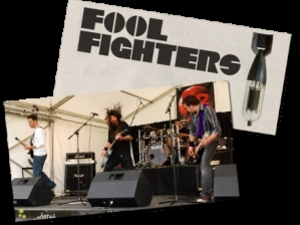 Fool Fighters artist photo