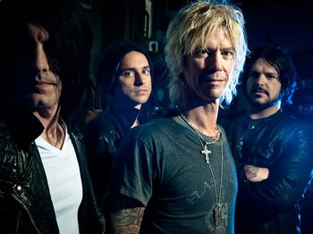 Duff McKagan's Loaded artist photo