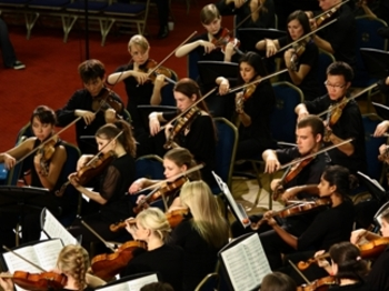 Hertfordshire County Youth Orchestra picture