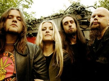 Electric Wizard artist photo