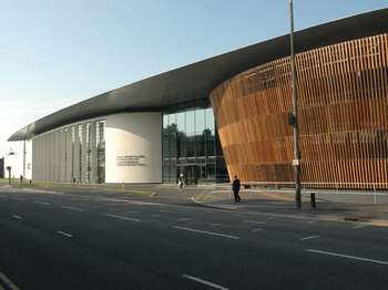 Royal Welsh College of Music and Drama (RWCMD) venue photo