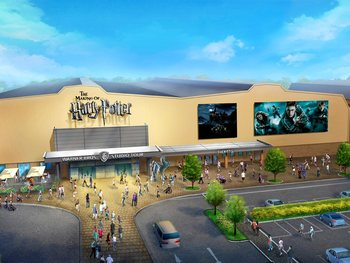 Warner Bros. Studios Leavesden venue photo