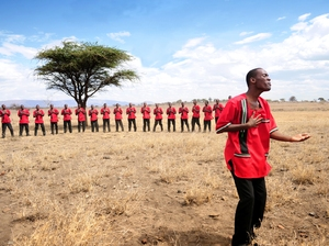 Kenyan Boys Choir artist photo