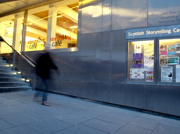 Scottish Storytelling Centre venue photo