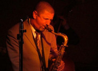 Benn Clatworthy Quartet artist photo