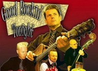 Mark Keeley's Good Rockin' Tonight Elvis Show artist photo