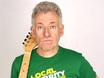 Bath Comedy Festival: First A Fender - A Beginner's Guide To Rock: Ronnie Golden picture
