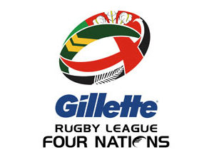 Gillette Four Nations artist photo