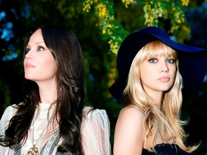The Pierces artist photo