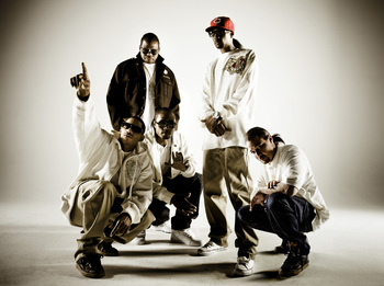 Bone Thugs n Harmony artist photo