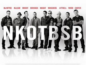 NKOTBSB: New Kids On The Block + Backstreet Boys picture