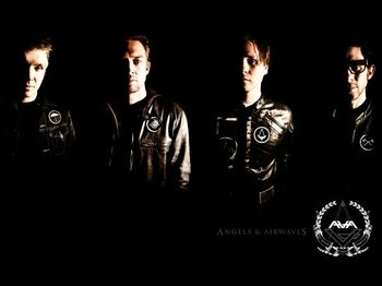 Angels And Airwaves artist photo