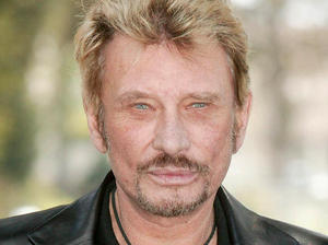 Johnny Hallyday artist photo