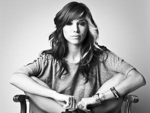 Christina Perri artist photo