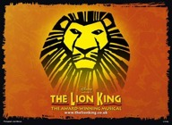 The Lion King (Touring): Pay no booking fees