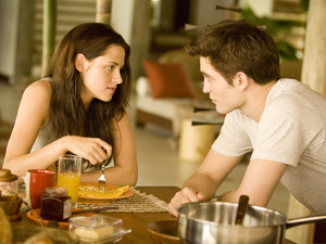 Film promo picture: The Twilight Saga: Breaking Dawn Part 1
