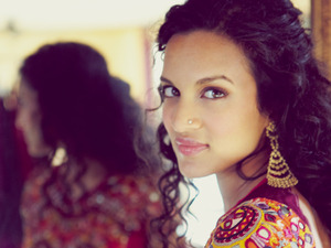 Anoushka Shankar artist photo