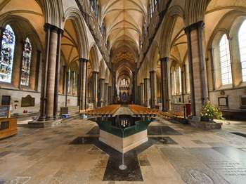 Salisbury Cathedral venue photo