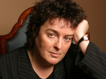 Carol Ann Duffy artist photo