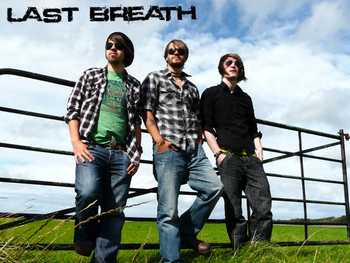 Last Breath artist photo
