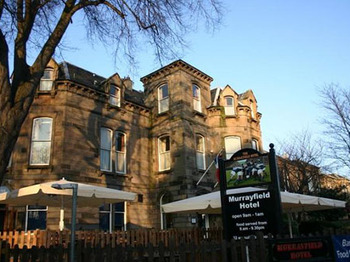 The Murrayfield Hotel venue photo