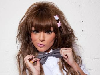 Cher Lloyd artist photo