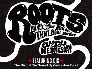 Roots: DJ Jon 1st + Biscuit Tin Sound System picture