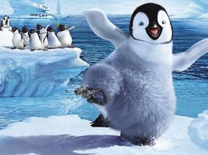 Film promo picture: Happy Feet Two