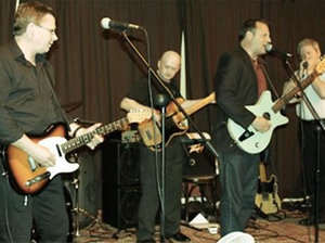 Mark Radcliffe & The Big Figures artist photo