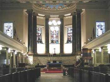 St Pancras Parish Church venue photo