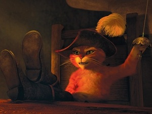 Film promo picture: Puss In Boots