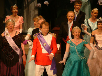 The Sorcerer: Eastbourne Gilbert And Sullivan Society picture