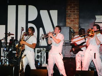 Ub40 Tribute Night: Johnny 2 Bad picture
