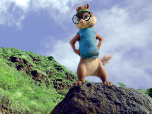 Film promo picture: Alvin And The Chipmunks: Chipwrecked