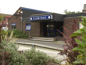 Clair Hall venue photo