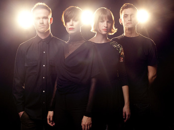 The Jezabels artist photo
