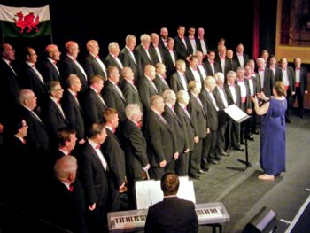 Voices In Concert: The Fron Male Voice Choir + Donaghadee Male Voice Choir + Margaret Keys picture