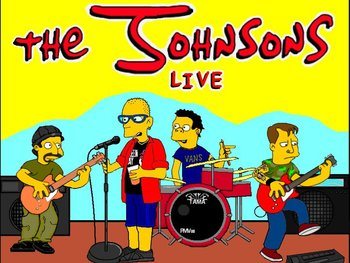 The Johnsons Live: The Johnsons picture
