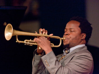 London Jazz Festival: Ambrose Akinmusire + Empirical picture