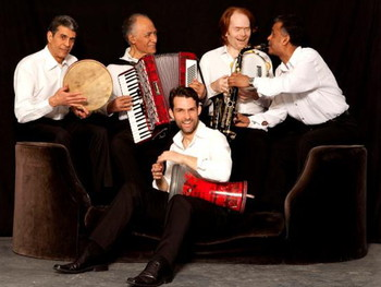 Baladi Blues Ensemble artist photo