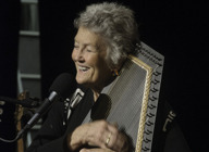 Peggy Seeger artist photo