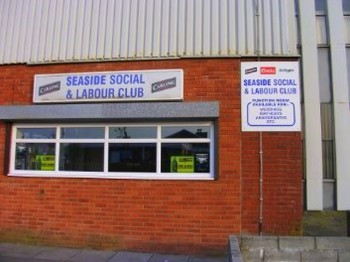 Seaside Social & Labour Club Aberavon venue photo