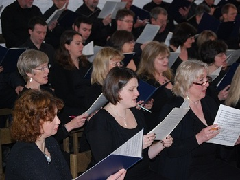 Mozart Mass in C minor, CPE & JS Bach: Somerset Chamber Choir picture
