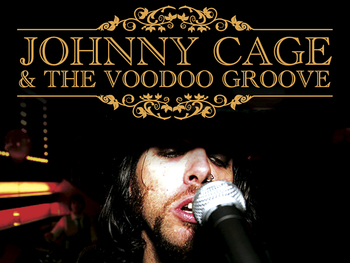 EP Launch Party: Johnny Cage & The Voodoo Groove + Howl + Peaches & Cream Burlesque picture