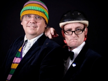 Fosters Comedy Live: The Raymond And Mr Timpkins Revue, Mickey D, Diarmuid Corr, Toby Hadoke picture