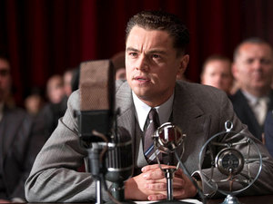 Film promo picture: J. Edgar
