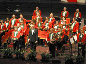 Leeds Best Of Brass 2012 / 13: Flowers Band picture