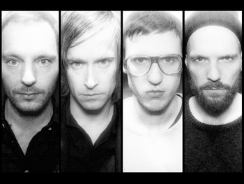 Refused artist photo