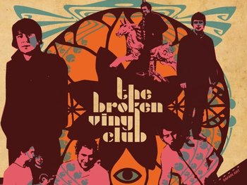 The Broken Vinyl Club artist photo