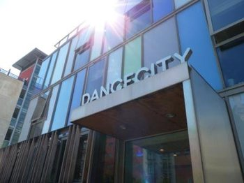 Dance City venue photo